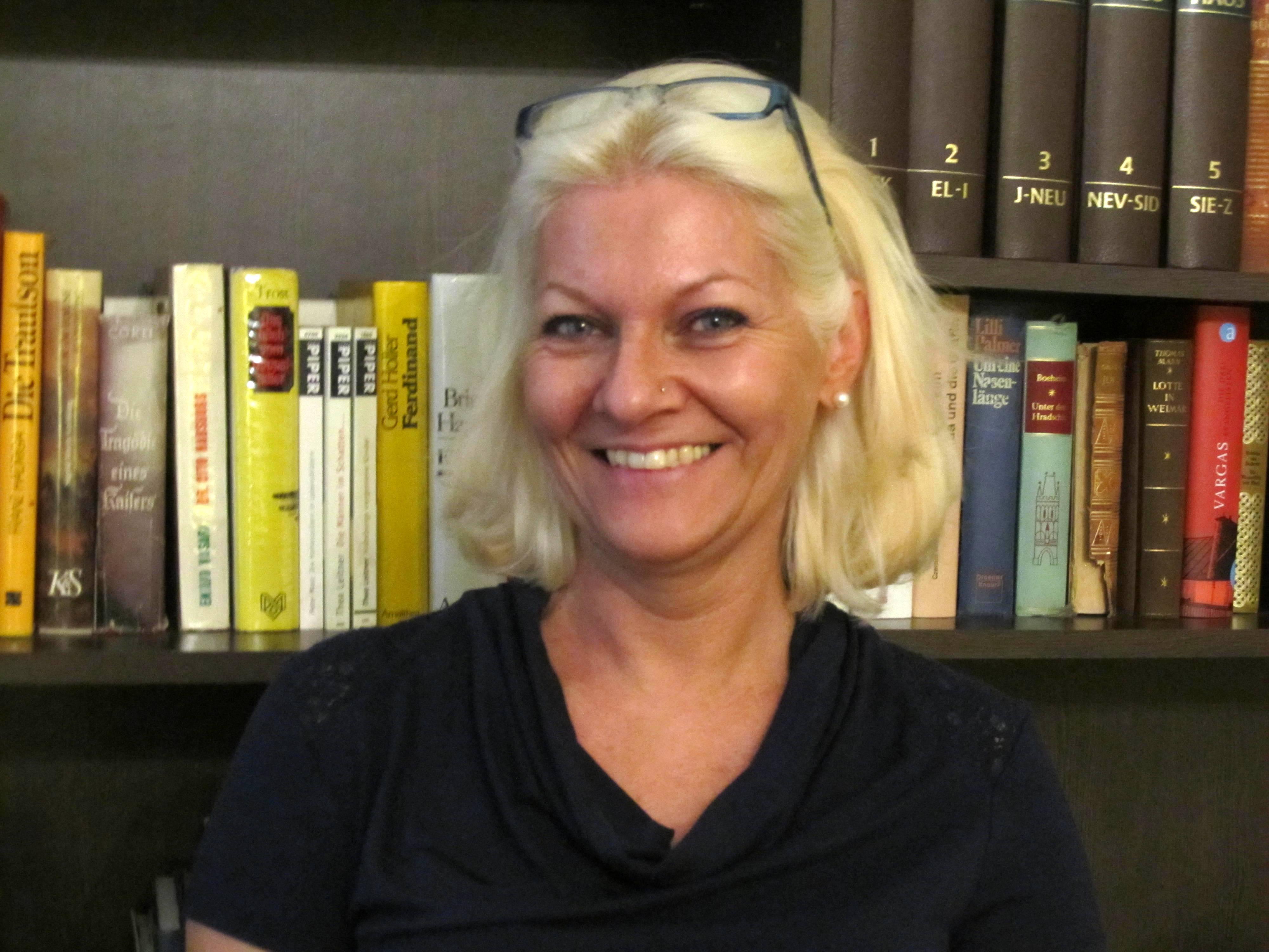 DGKS Sabine Sperlich