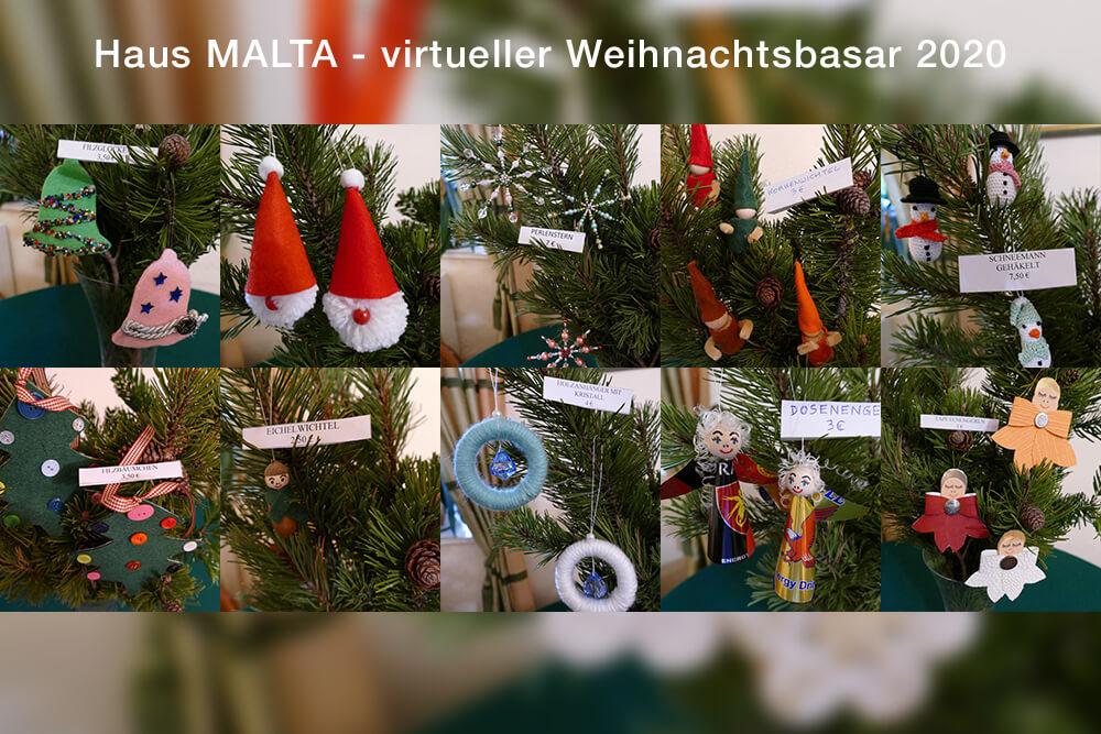 Weihnachtsbasar Haus Malta