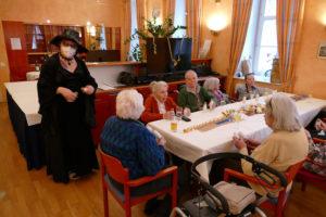 Haus Malta Ordenshaus Faschingsfeier 2